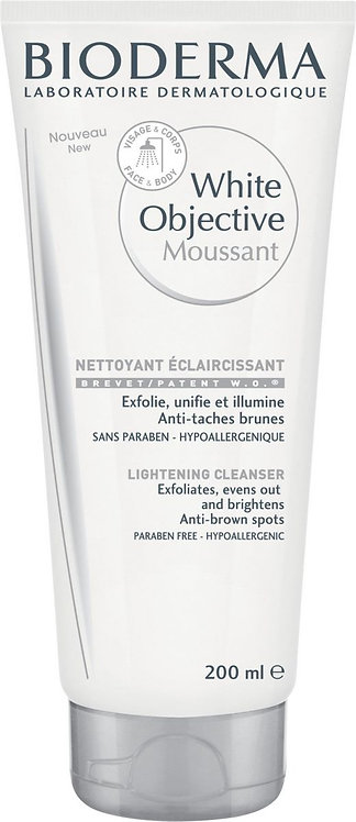 Bioderma White Objective Moussant Lightening Cleanser 200ml