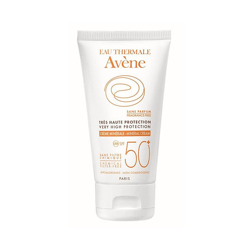 AVENE MINERAL CREAM ANTIXIDANT 50+ SPF 50 ML