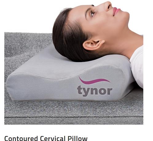 TYNOR Cervical Pillow CONTOURED