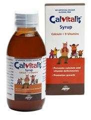 CALVITALIS SYRUP 300 ML