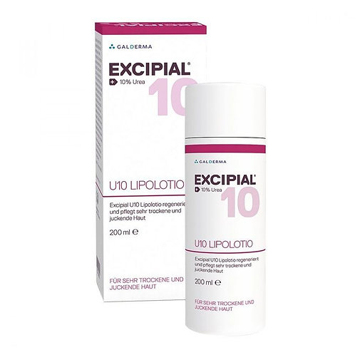 EXCIPIAL M U10 LIPOLOTION 200ML