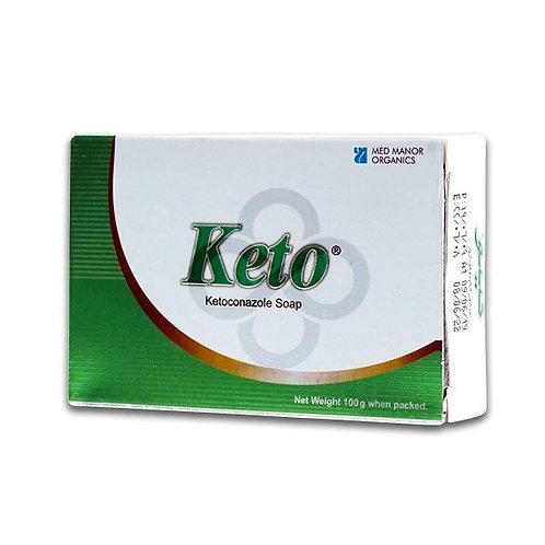 KETO SOAPS100GM