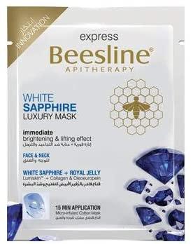 BEESLINE WHITE SAPPHIRE LUXURY MASK