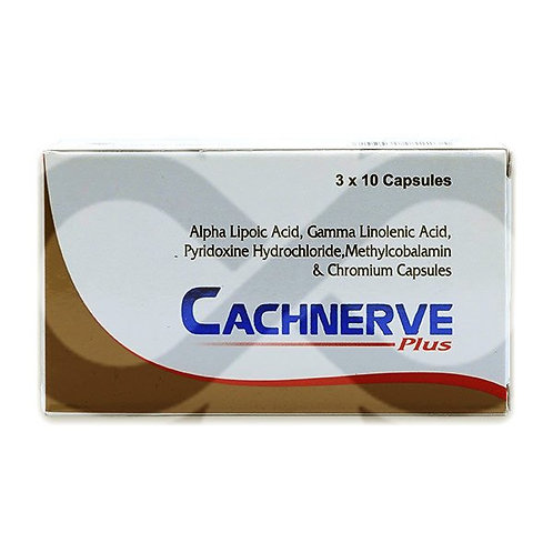 CACHNERVE PLUS 30 CAP