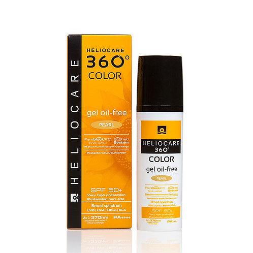 HELIOCARE 360 GEL OIL-FREE SPF50 PEARL 50ML