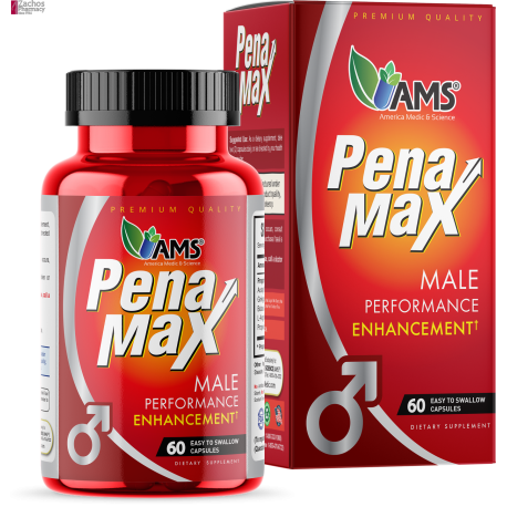 AMS PENA MAX MALE ENHANCEMNT 60 CAPS