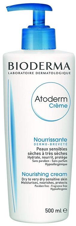 Bioderma Atoderm Nourishing Cream 500ml