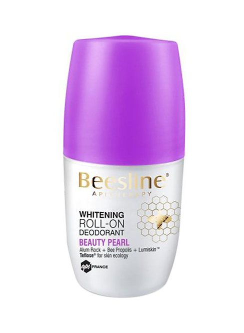 BEESLINE WHITENING ROOL ON DEO 50 ML BEAUTY PEARL