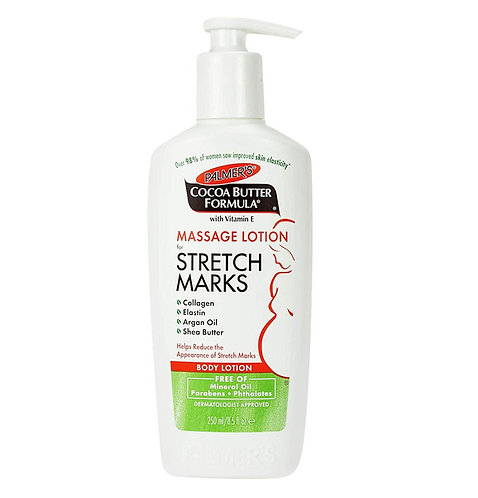 COCOA BUTTER FORMULA STRETCH MARKS MASSAGE LOTION 250 ML
