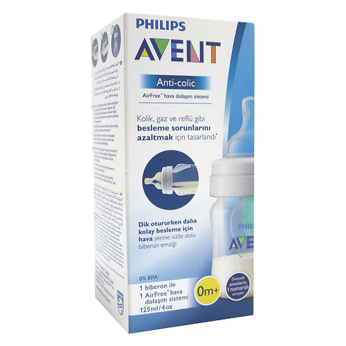 PHILIPS AVENT ANTI-COLIC BOTTLE WITH AIRFREE VENT 260ML X1