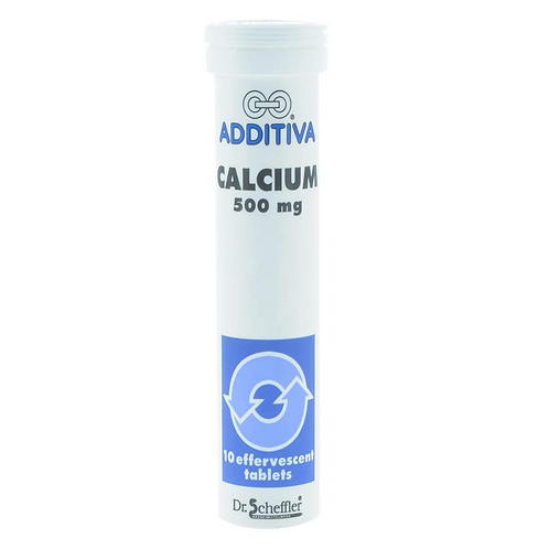 ADDITIVIA CALCIUM EFF.500MG