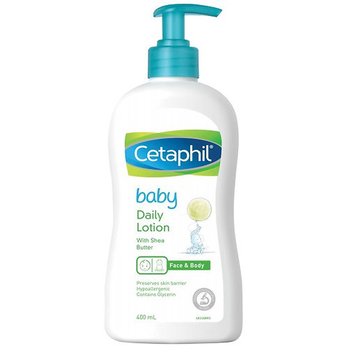 CETAPHIL BABY DAILY LOTION400 ML