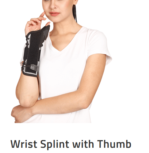 TYNOR Wrist Brace with Thumb