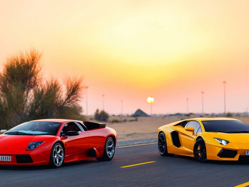 Hire a Sports Car