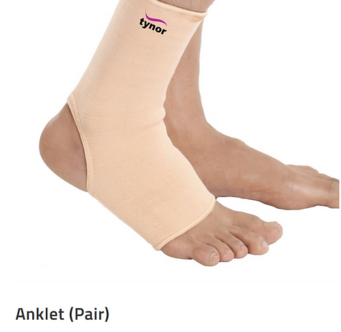 TYNOR Anklet (PAIR) Spl. Size