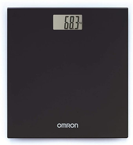 OMRON DIGITAL SCALE N289 BLACK