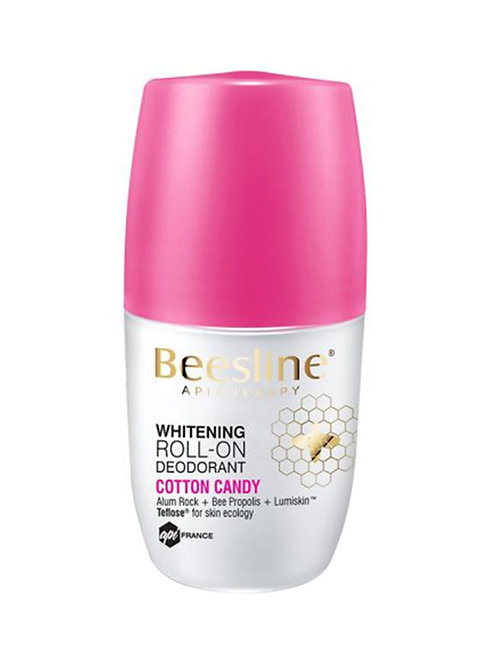 BEESLINE WHITENING ROOL ON DEO 50 ML COTTON CANDY
