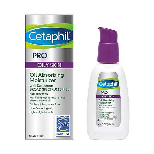 CETAPHIL OIL FREE MOISTURIZING SPF 30 LOTION 120 ML