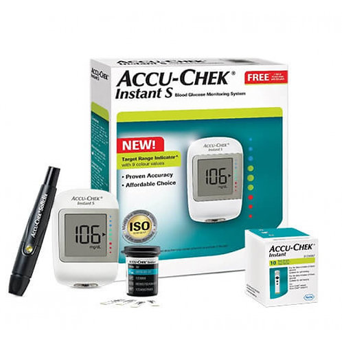 ACCU CHECK INSTANT KIT