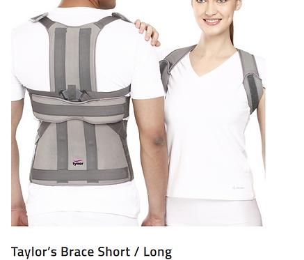 TYNOR Taylor's Brace Short / Long