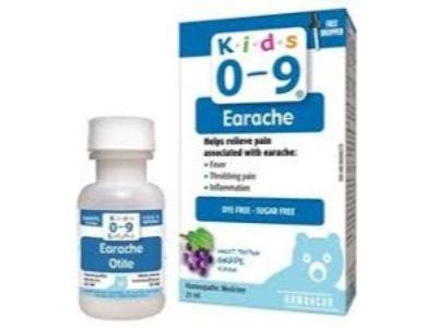 KIDS 0-9 EARACHE 25ML