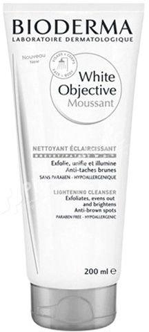 BioDerma White Objective Lightening Cleanser, 200 ml