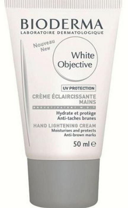White Objective Hand Lightening Cream 50 Ml. from Bioderma