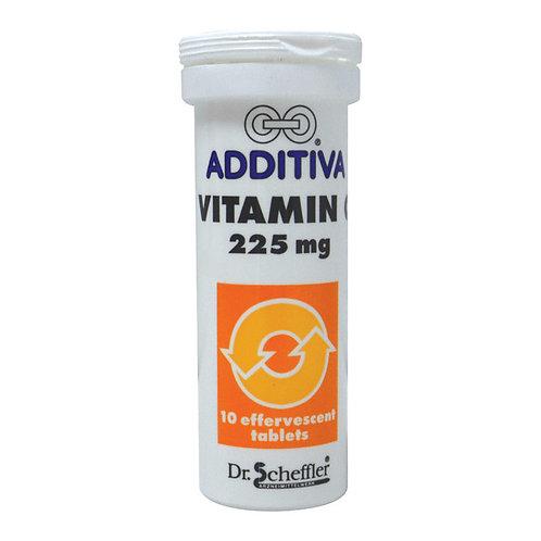 ADDITIVIA VIT C EFF. 225MG