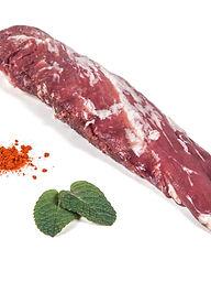 Iberian pork tenderloin