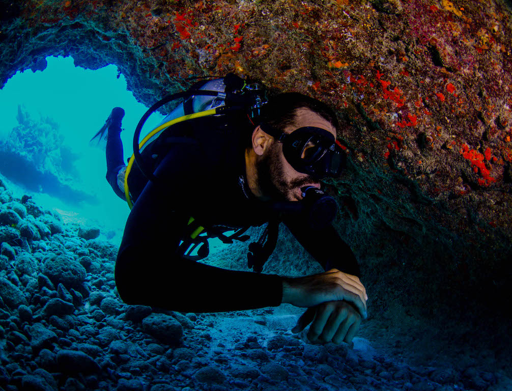 Coral Swim through Cozumel