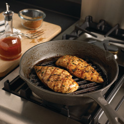 Grilled Pan Chicken