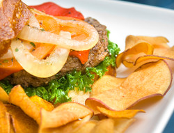 Hamburger Plated PS