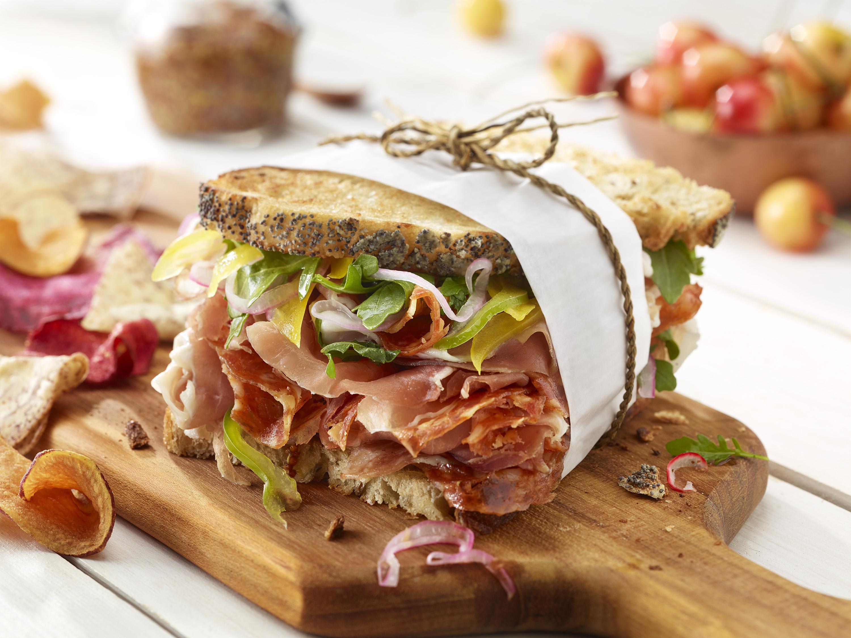 Els Artisan Sandwich