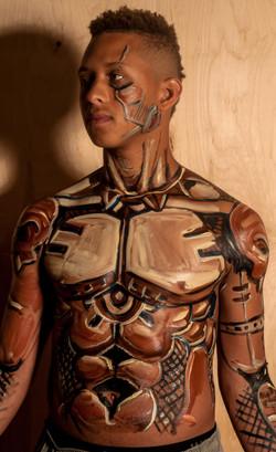 Body Art by Jean Esther