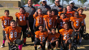 9u SW Stampede Season comes to an end
