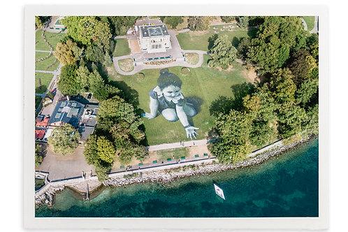 Lithograph Geneva 2018
