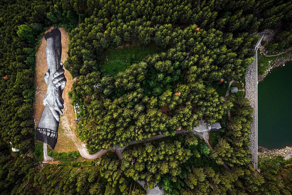 Saype - Beyond Walls - Step 2 Andorra.jp
