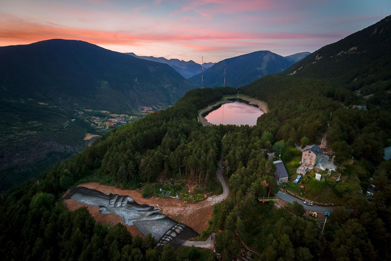 Saype - Beyond Walls - Step 2 Andorra_9.