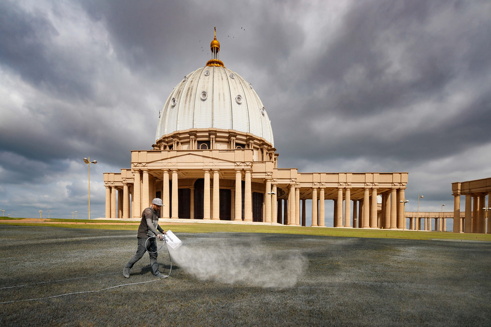 Beyond Walls | Yamoussoukro | 2020