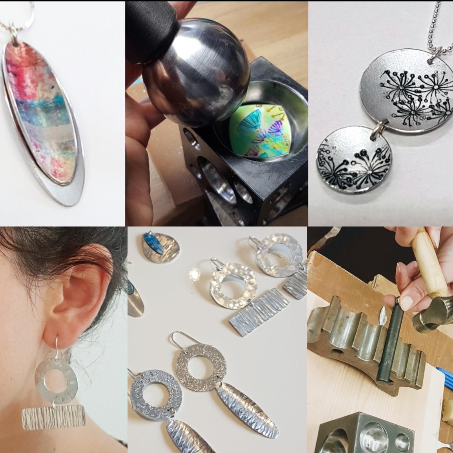 Saturday Jewellery, Earring or Pendant