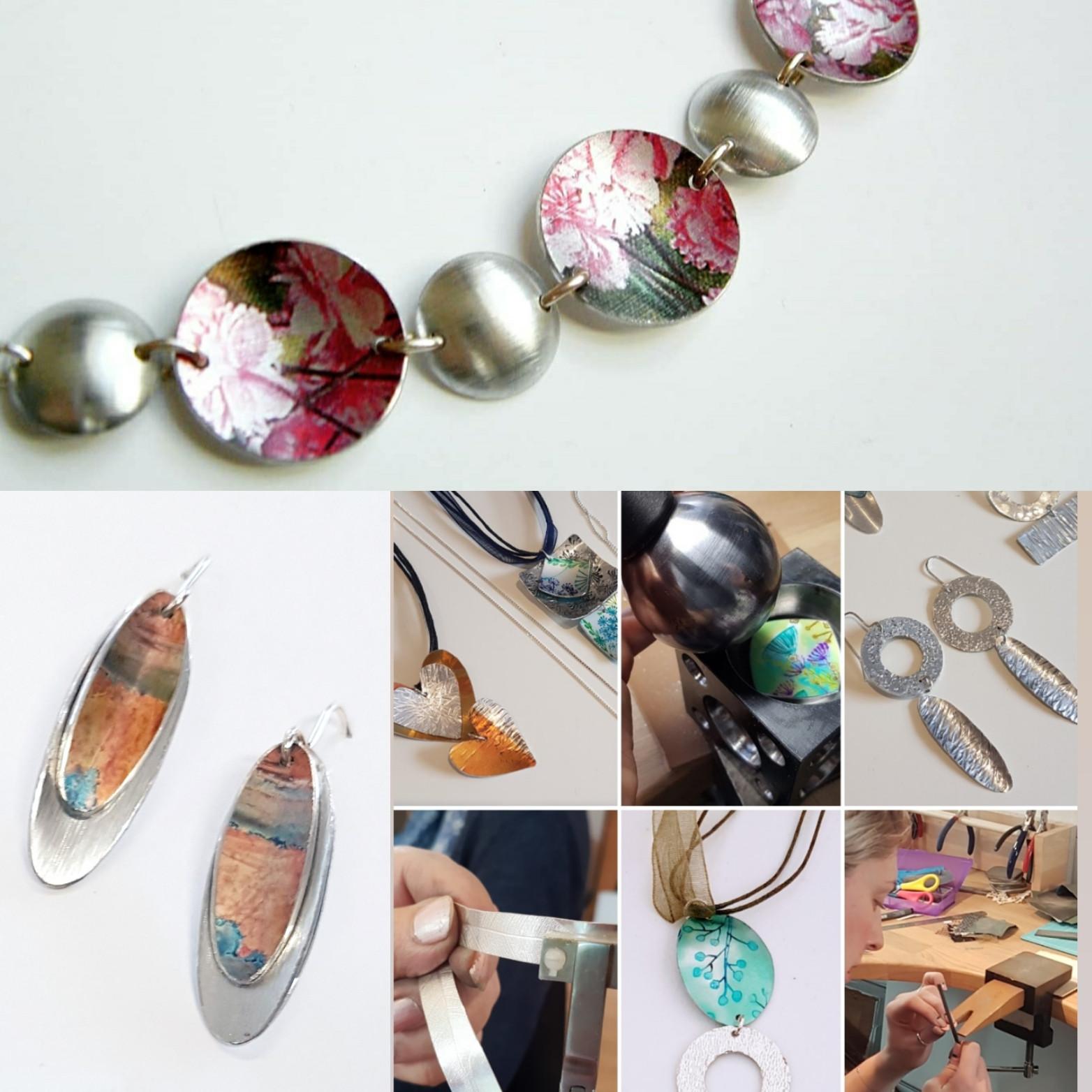 Saturday Jewellery, Earrings or Bracelet