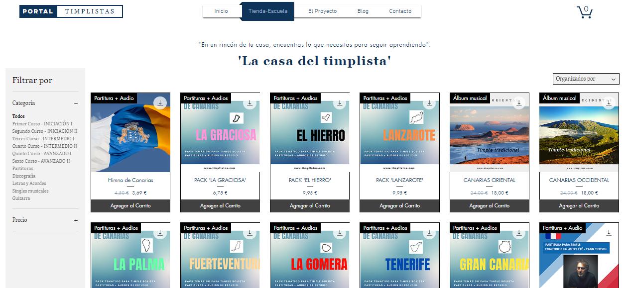 TIMPLISTAS.COM