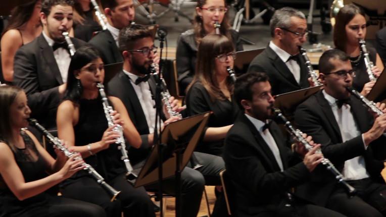 Gran Canaria Wind Orchestra y Los Gofiones