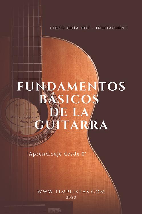Fundamentos básicos de la guitarra