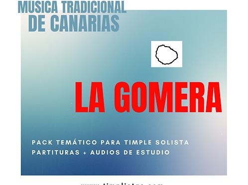 PACK 'LA GOMERA'