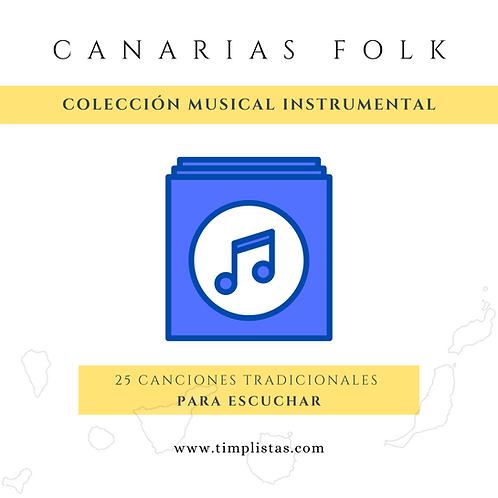CANARIAS FOLK