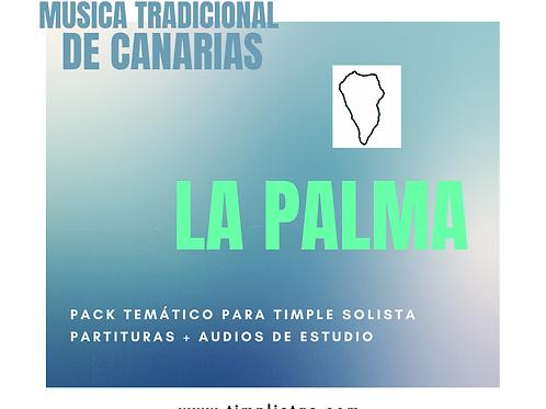 PACK 'LA PALMA'