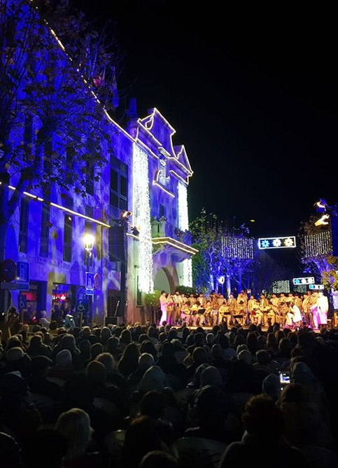 I Concierto de Navidad en Santa Brígida