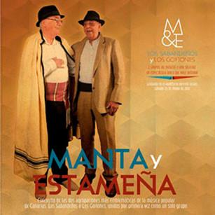 MANTA Y ESTAMEÑA