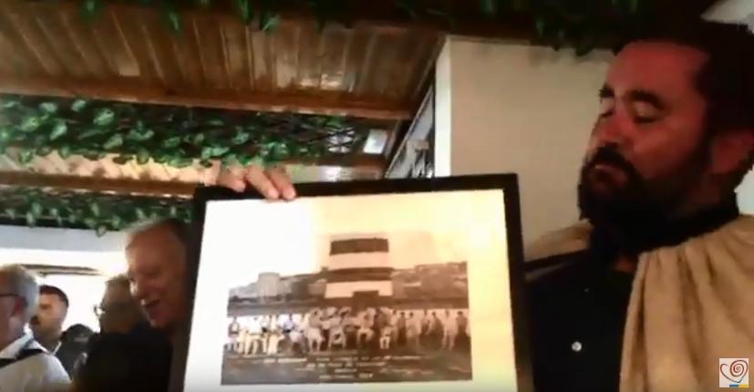 Los Gofiones en la Casa Canaria de Madrid